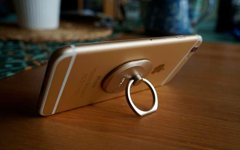 Кольцо-держатель Spigen Style Ring