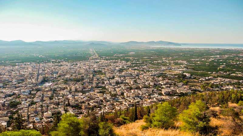 Аргос, Греция фото