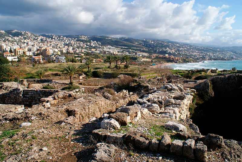 Библ, Ливан фото