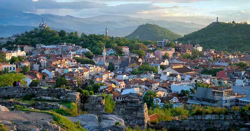 Пловдив, Болгария фото