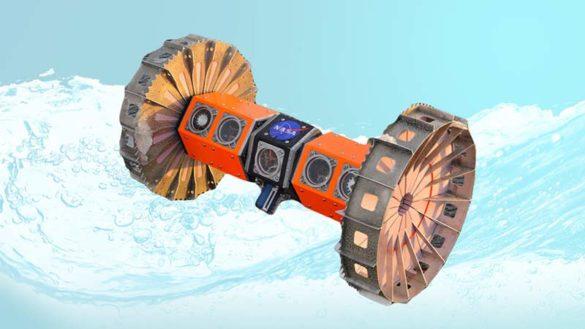 Планетоход НАСА в Антарктике