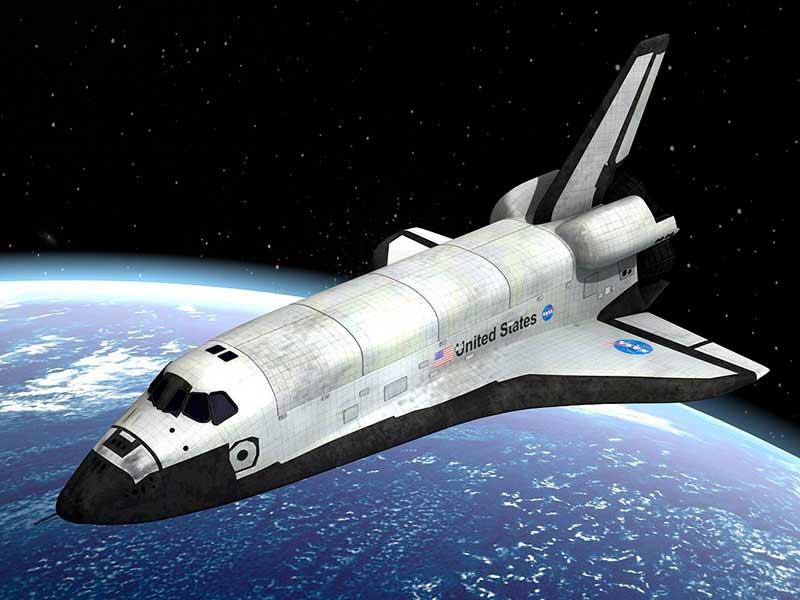 Космический шатл NASA