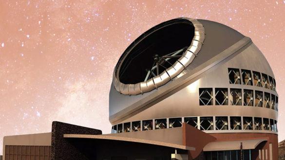 Самые большие телескопы на Земле