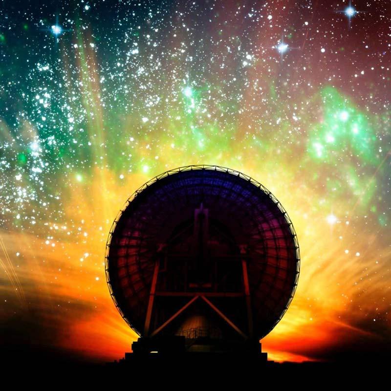 Радиотелескоп фото