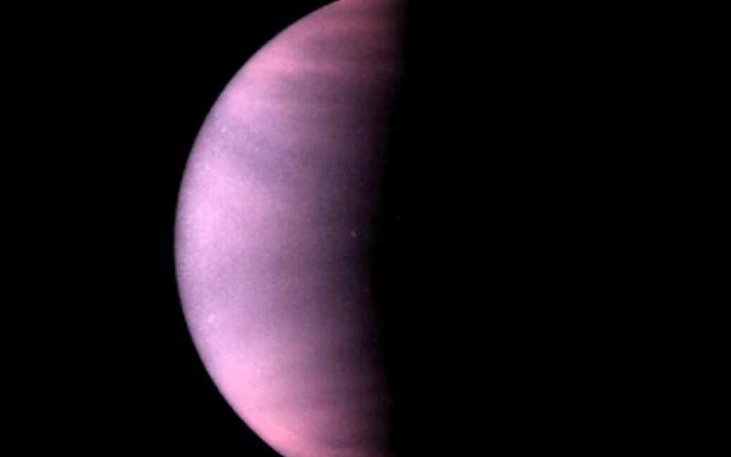 NASA сфотографировало Венеру