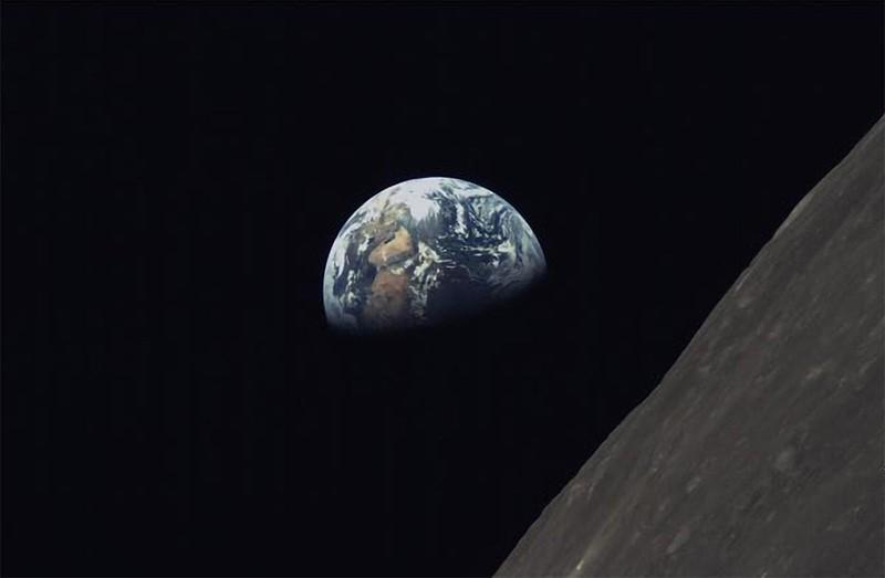 Фото Земли со спутника Longjiang-1