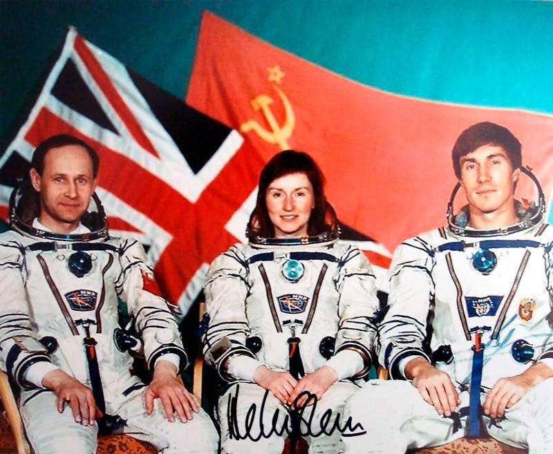 Экипаж миссии «Союз» фото