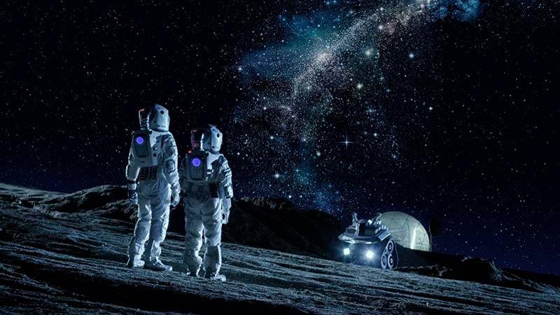 Колонизаторы в космосе фото