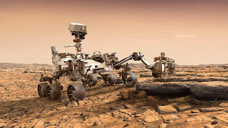 Аппарат «Марс 2020» фото