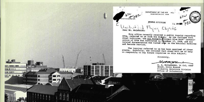 6 фактов о «Синей книге» — проекте по исследованию НЛО