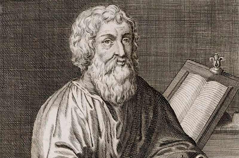 Гиппократ картина