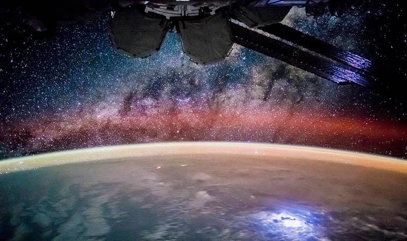 Снимок космоса от НАСА
