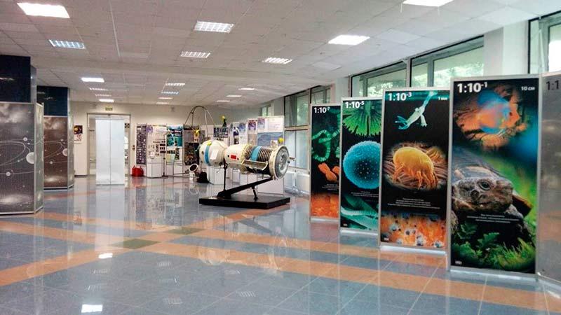 Музей ИКИ РАН фото