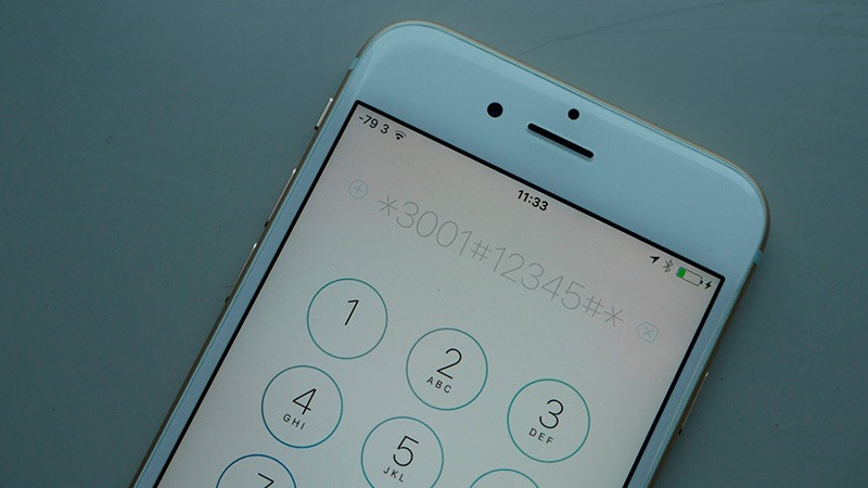 Cекретные коды на Айфоне