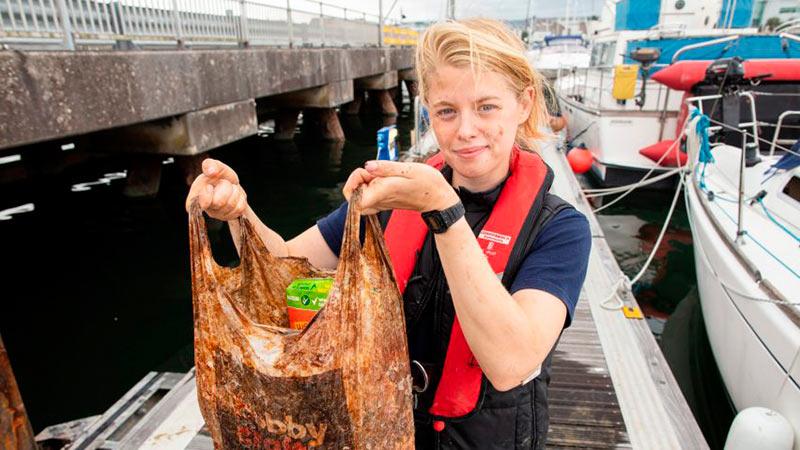 Биоразлагаемые пакеты не спасут планету от загрязнения пластиком