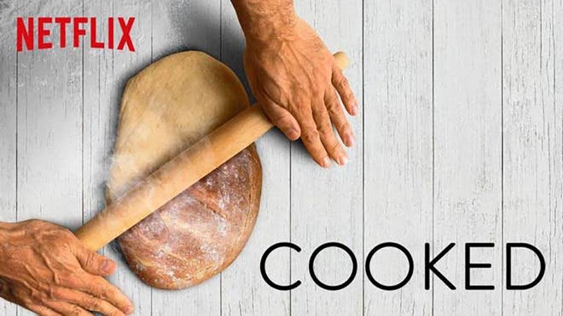 Сериал Cooked постер