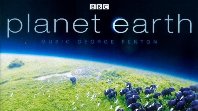 Сериал «Планета Земля» постер