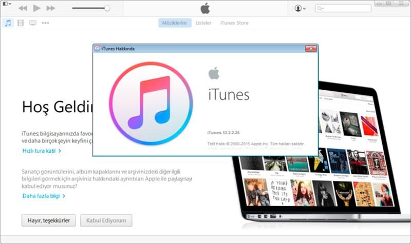 iTunes фото
