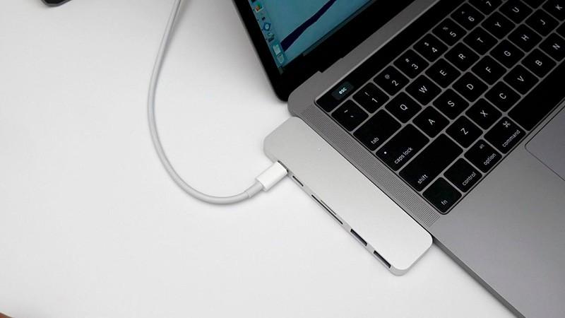 Подключение через USB фото