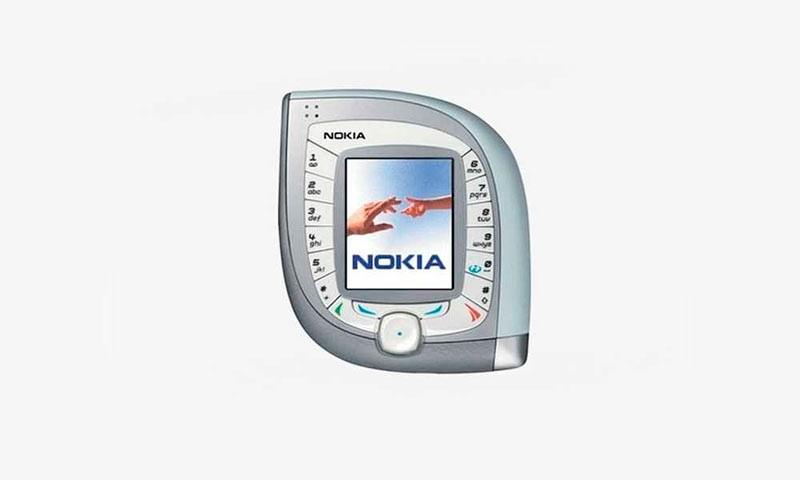 Nokia 7600 фото