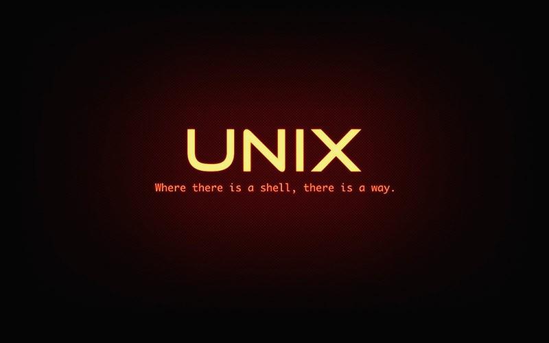 Unix лого