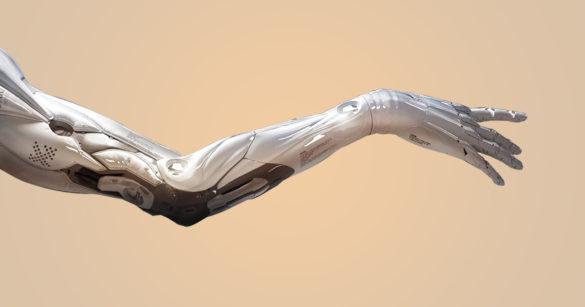 Бионическая рука фото