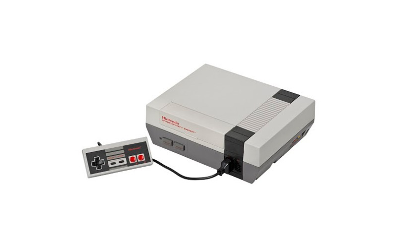 Nintendo Entertainment System фото