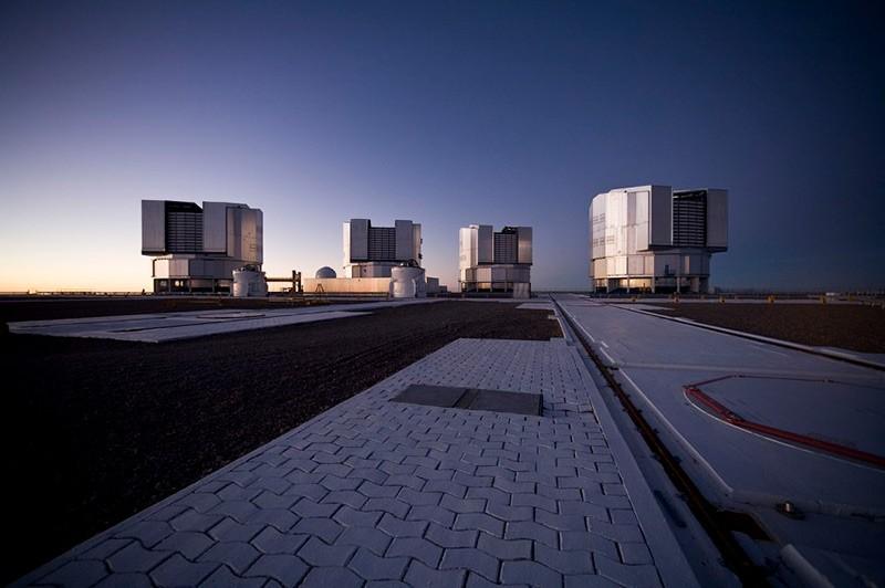 Обсерватория VLT фото