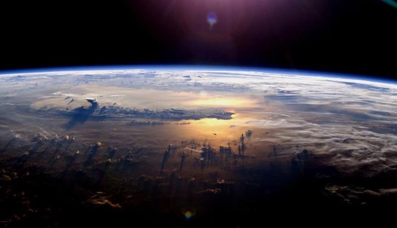 Фото Земли со спутников NASA