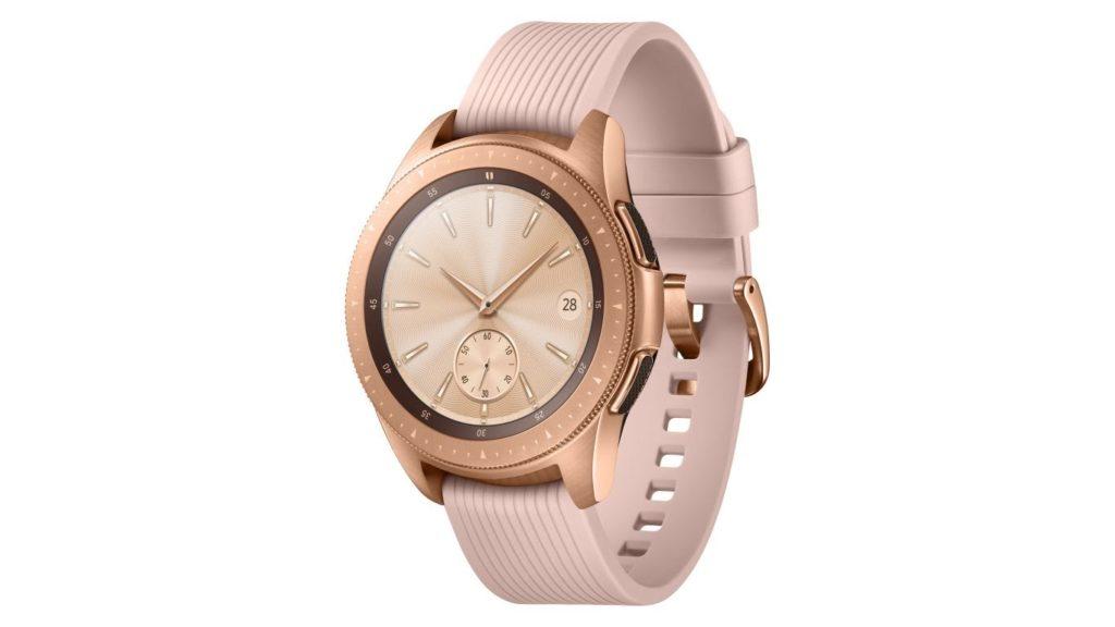 Samsung Galaxy Watch фото