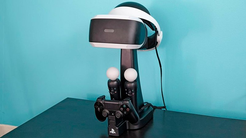 Playstation VR фото