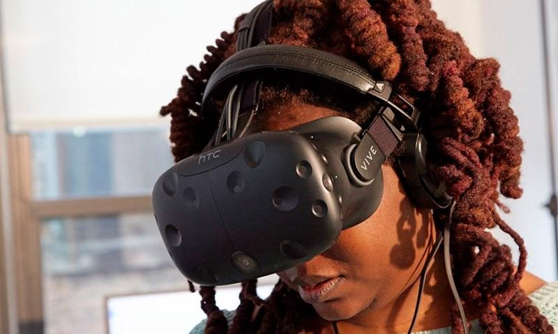 HTC Vive фото