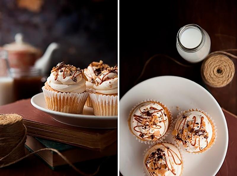 Примеры ракурса для фотографии еды