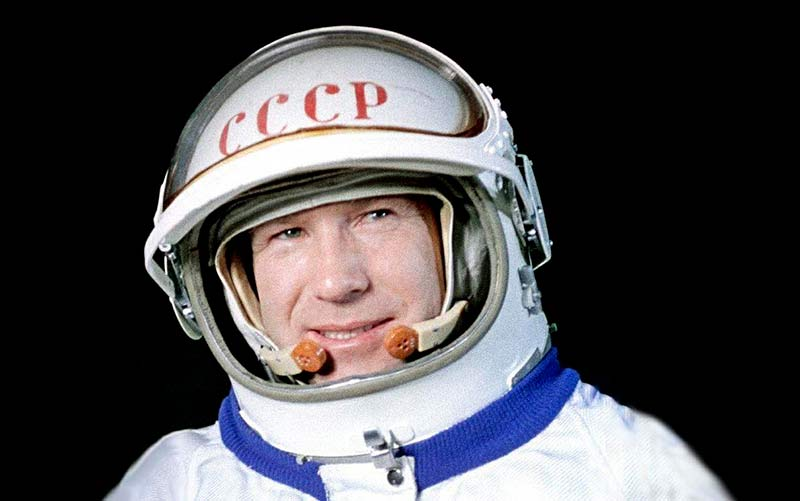 Алексей Леонов фото