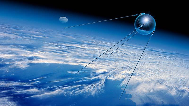 Спутник-1 фото