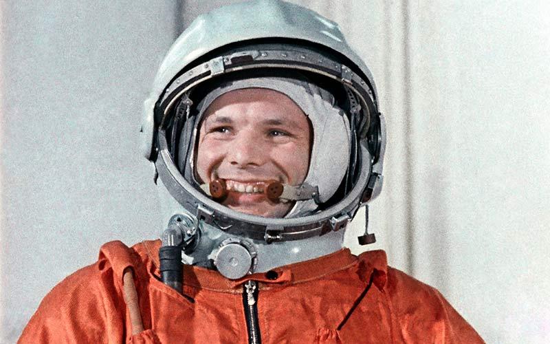 Юрий Гагарин фото