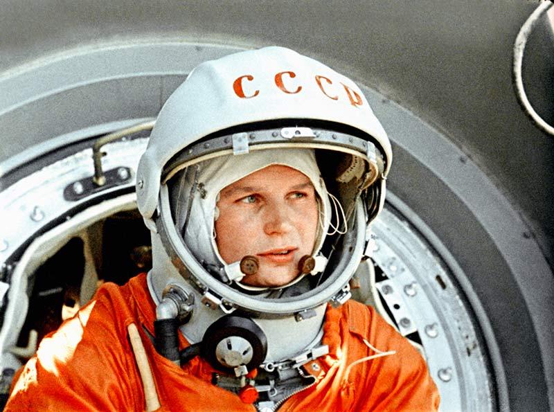Валентина Терешкова фото