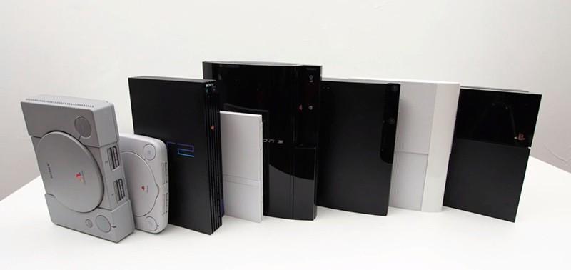 Поколение Sony Playstation фото