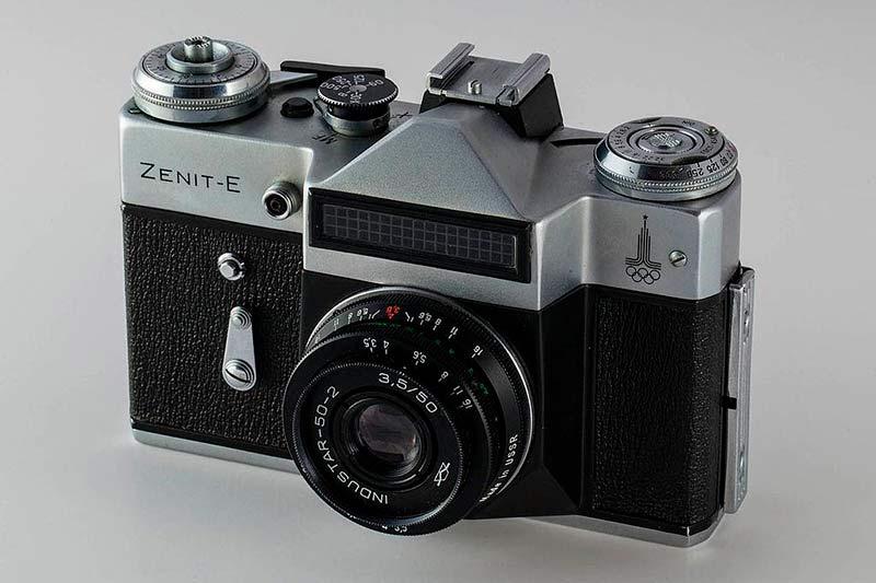 Фотоаппарат «Зенит» фото