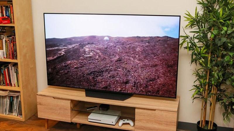 LG B9 OLED фото