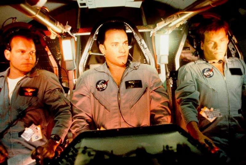 Кадр из фильма «Аполлон-13»