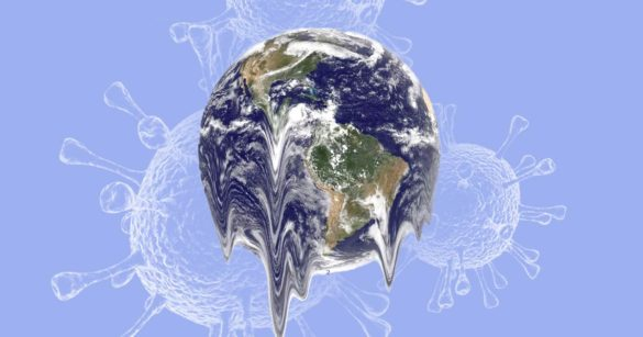 Как глобальное потепление может повлиять на распространение вирусов, подобных COVID-19?