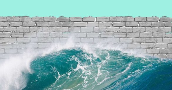 Уровень моря повышается. Сможем ли мы жить за гигантскими стенами?