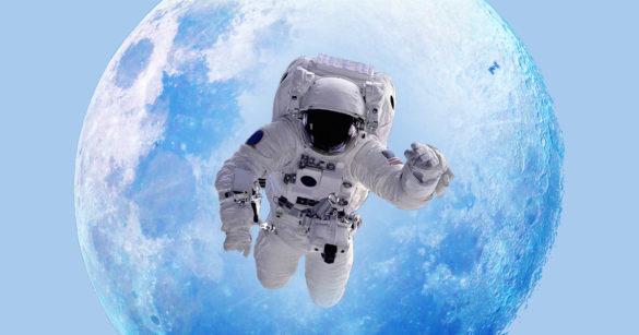 NASA придумала как быстро и дешево летать на Луну