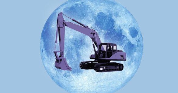 Восемь стран подписали «Соглашение Артемиды» — договор о добыче ресурсов на Луне