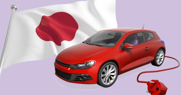 В Японии хотят запретить продажу автомобилей на бензине
