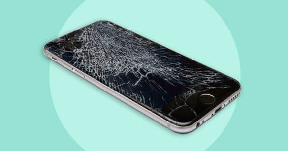 Ученые работают над экранами смартфонов, которые смогут устранять свои собственные трещины